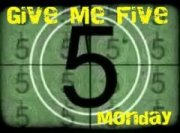 Give Me 5 Monday logo